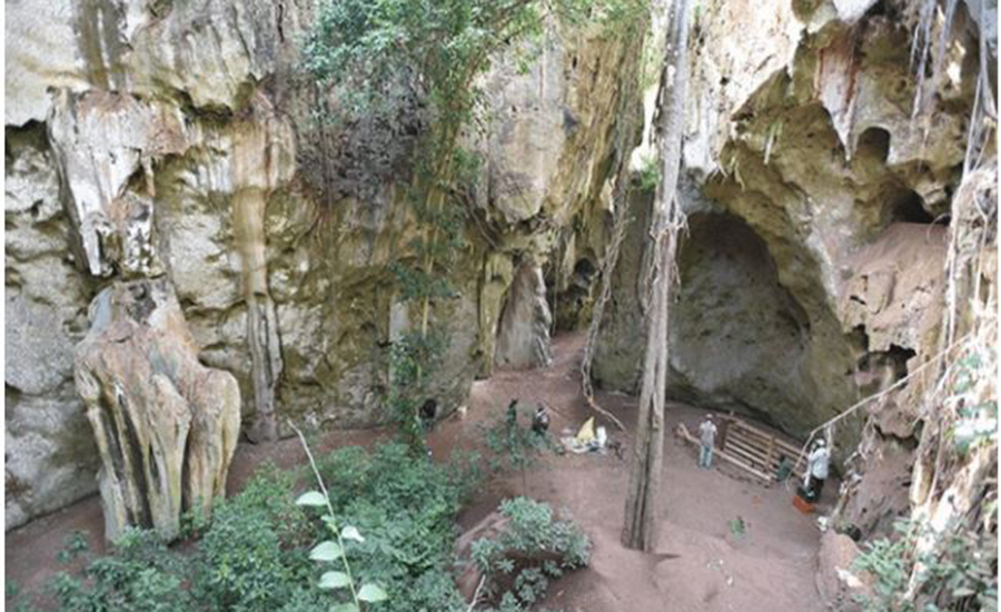 अफ्रिकाको गुफामा भेटियो ७८ हजार वर्ष पुरानो चिहान