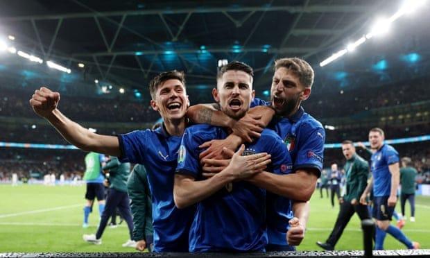 युरो कप : स्पेनलाई हराउँदै इटाली फाइनलमा