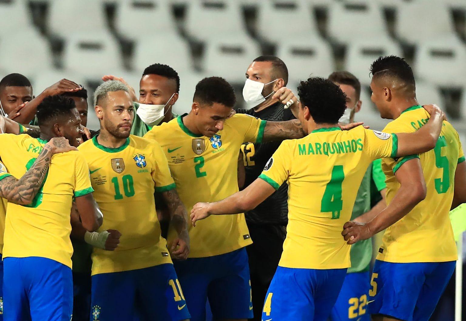 ब्राजिल कोपा अमेरिकाको फाइनलमा