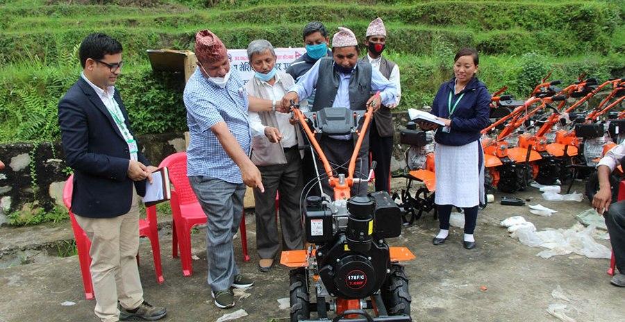नवलपरासी र रुपन्देहीमा प्रधानमन्त्री कृषि आधुनिकीकरण परियोजनाको प्रगति निराशाजनक