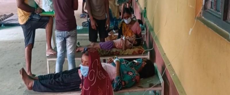 कृष्णनगरमा झाडापखलाको प्रकोप, तीनको मृत्यु
